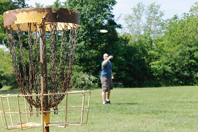 Disc golf is a very popular sport among stoners.